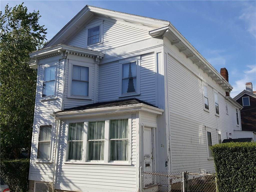 Single Family Homes at 24 JOHN Street Newport, Rhode Island 02840 United States