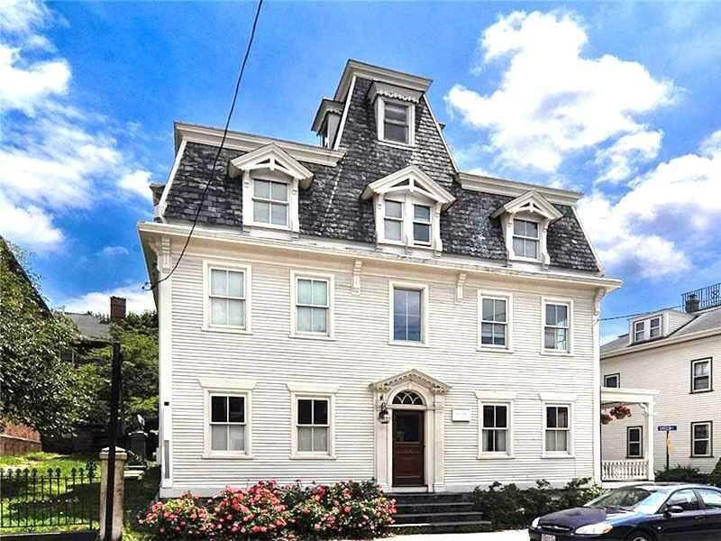 Single Family Homes at 204 SPRING Street Newport, Rhode Island 02840 United States