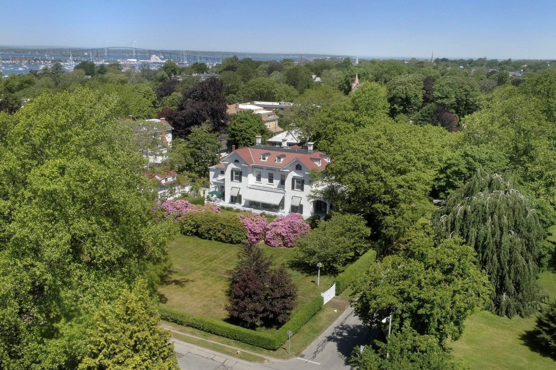 44. Single Family Homes for Sale at Gravel Court 21 Clay Street Newport, Rhode Island 02840 United States