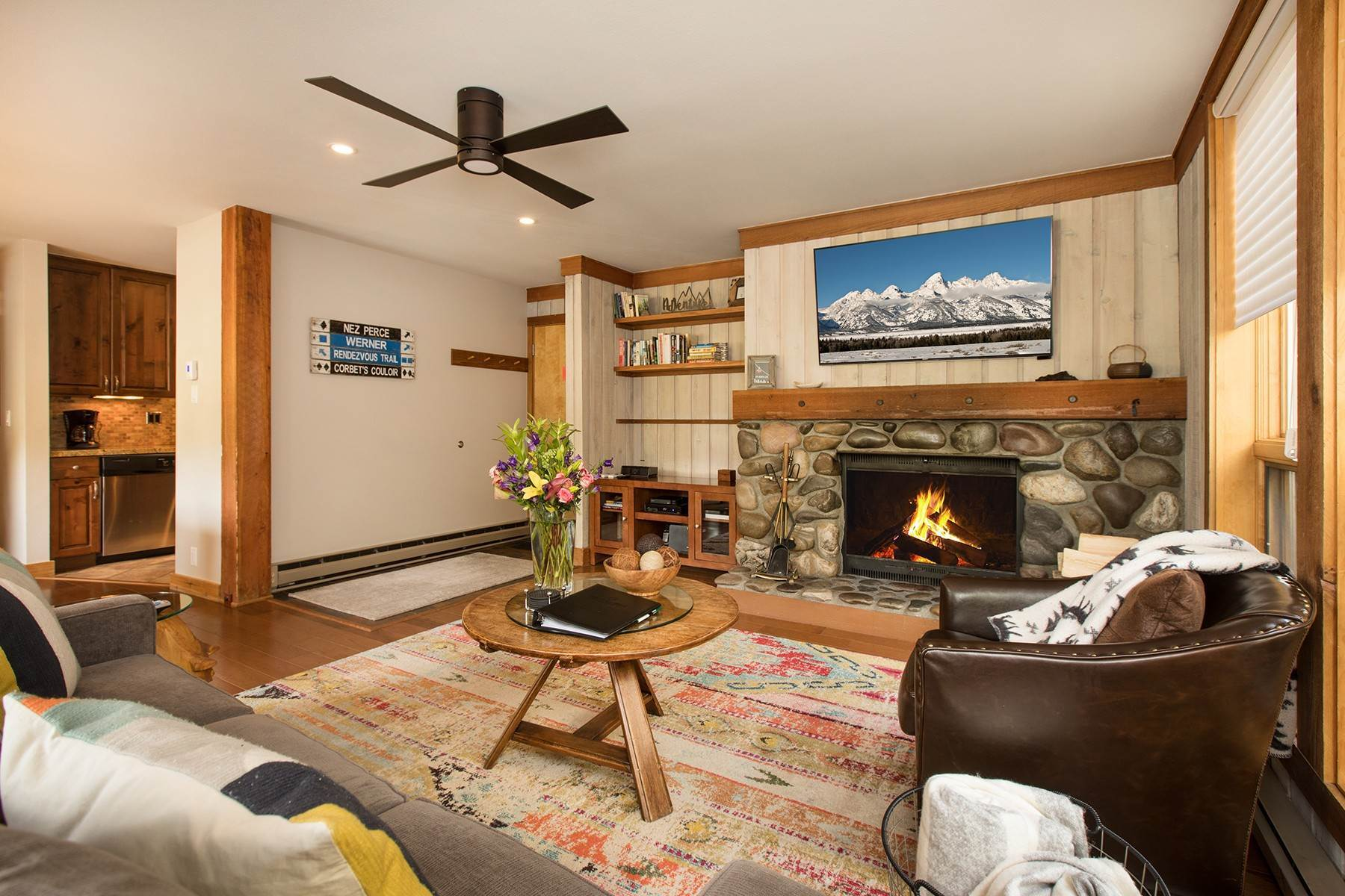 Condominiums for Sale at 3600 W Michael Drive, #C-3-2 Teton Village, Wyoming 83025 United States