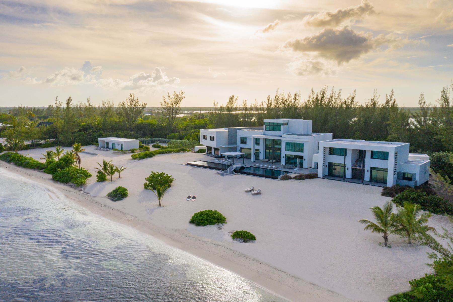 Single Family Homes for Sale at Sea of Dreams, Pease Bay - COVID Safe Haven Bodden Town, Grand Cayman Cayman Islands