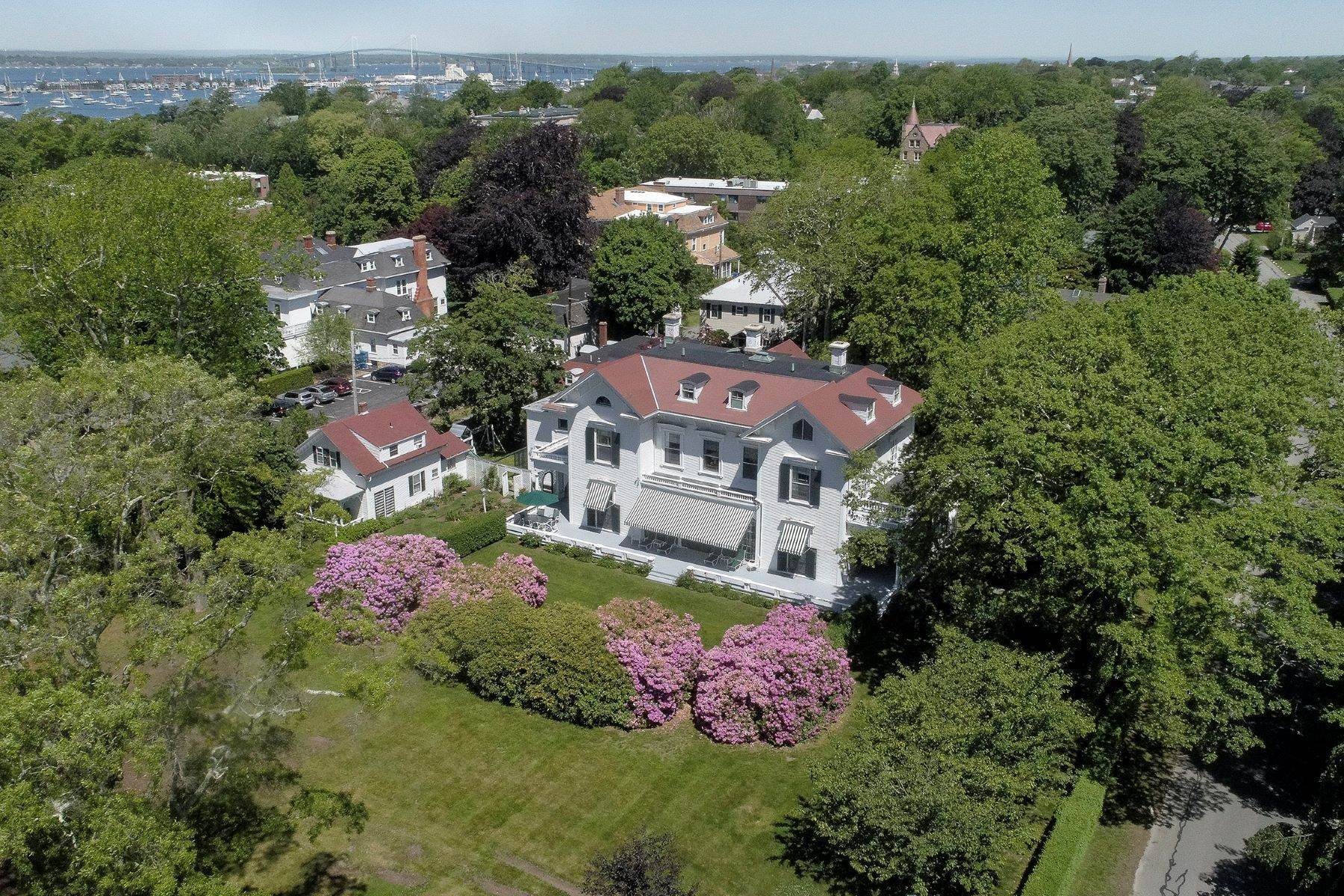 46. Single Family Homes for Sale at Gravel Court 21 Clay Street Newport, Rhode Island 02840 United States