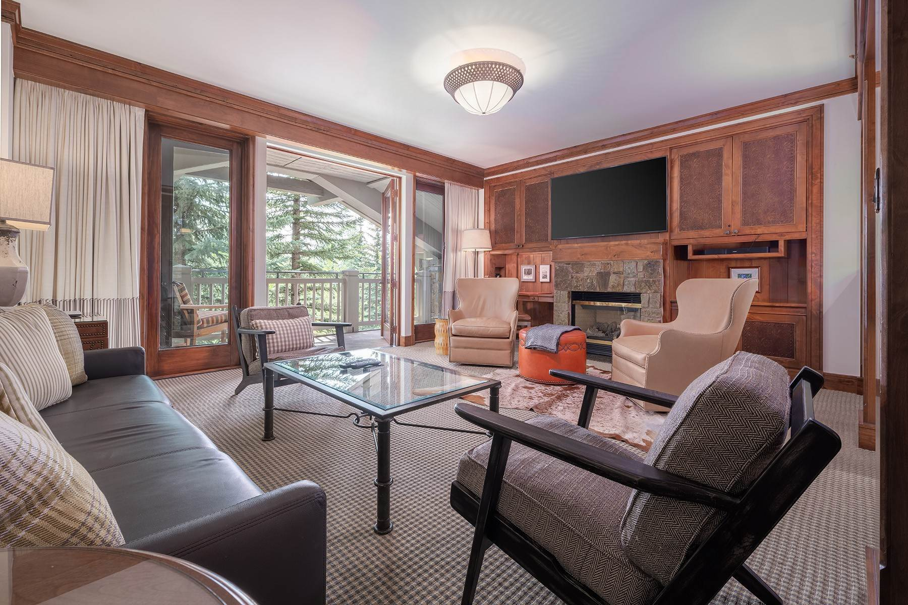 Condominiums for Sale at Desirable Four Seasons Private Residence 7680 Granite Loop Road, #654 Teton Village, Wyoming 83025 United States