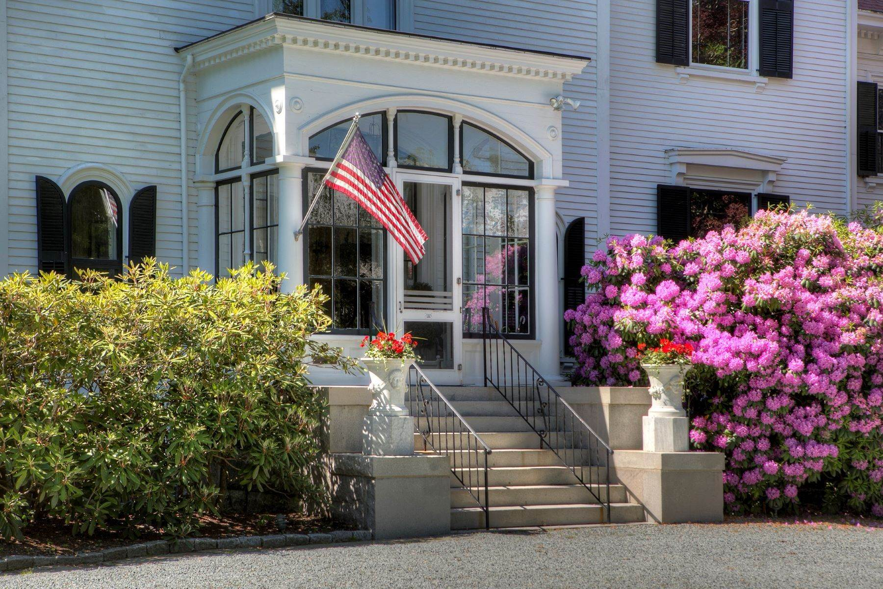 6. Single Family Homes for Sale at Gravel Court 21 Clay Street Newport, Rhode Island 02840 United States