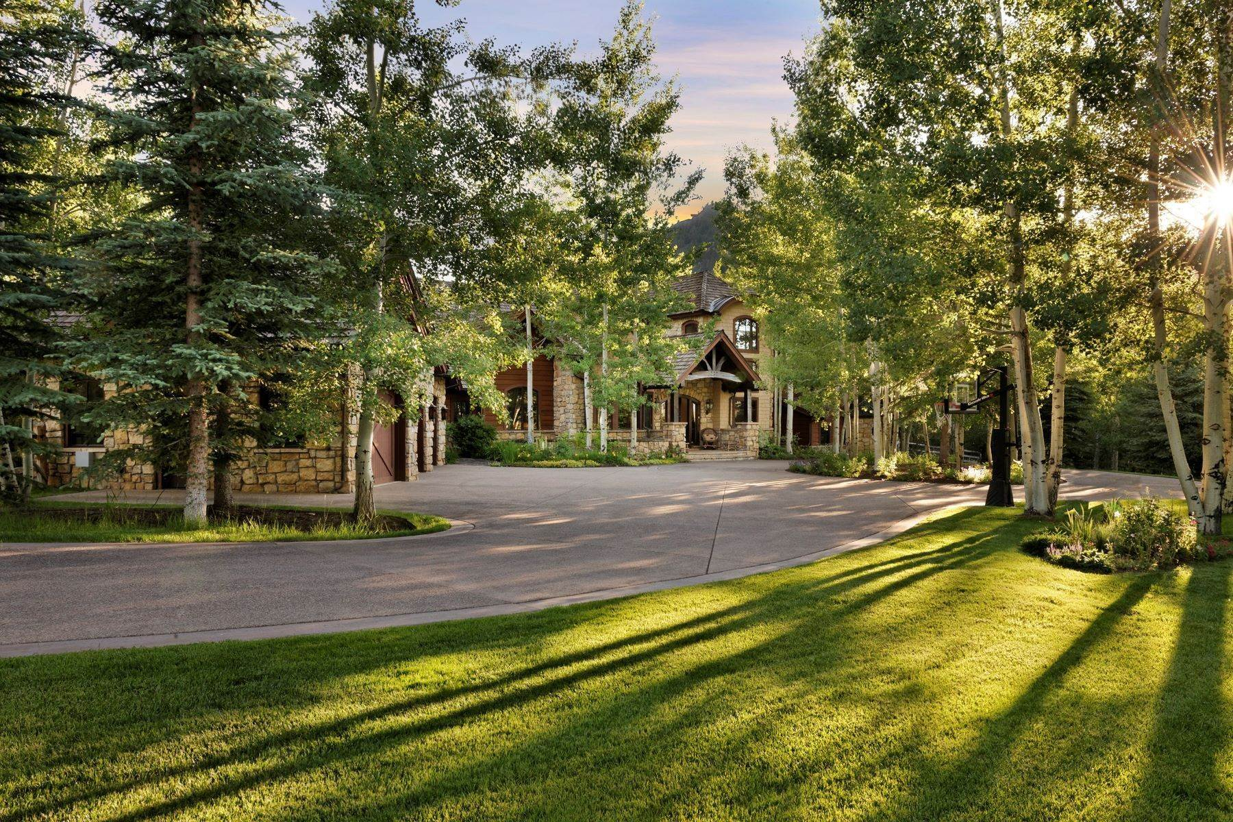 Single Family Homes for Sale at Fivetrees 15 Shavano Drive Aspen, Colorado 81611 United States