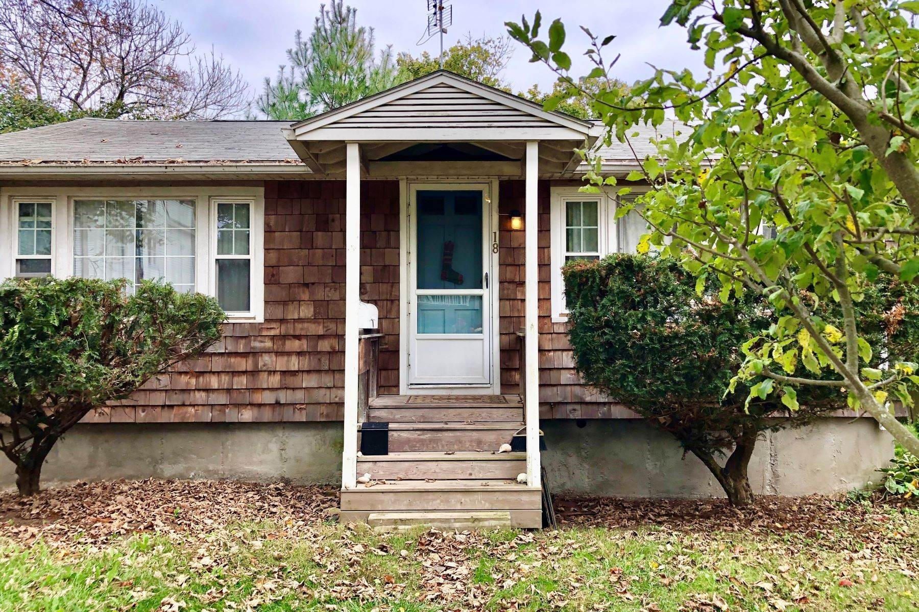 Single Family Homes for Sale at An Opportunity on Weatherly 18 Weatherly Avenue Newport, Rhode Island 02840 United States