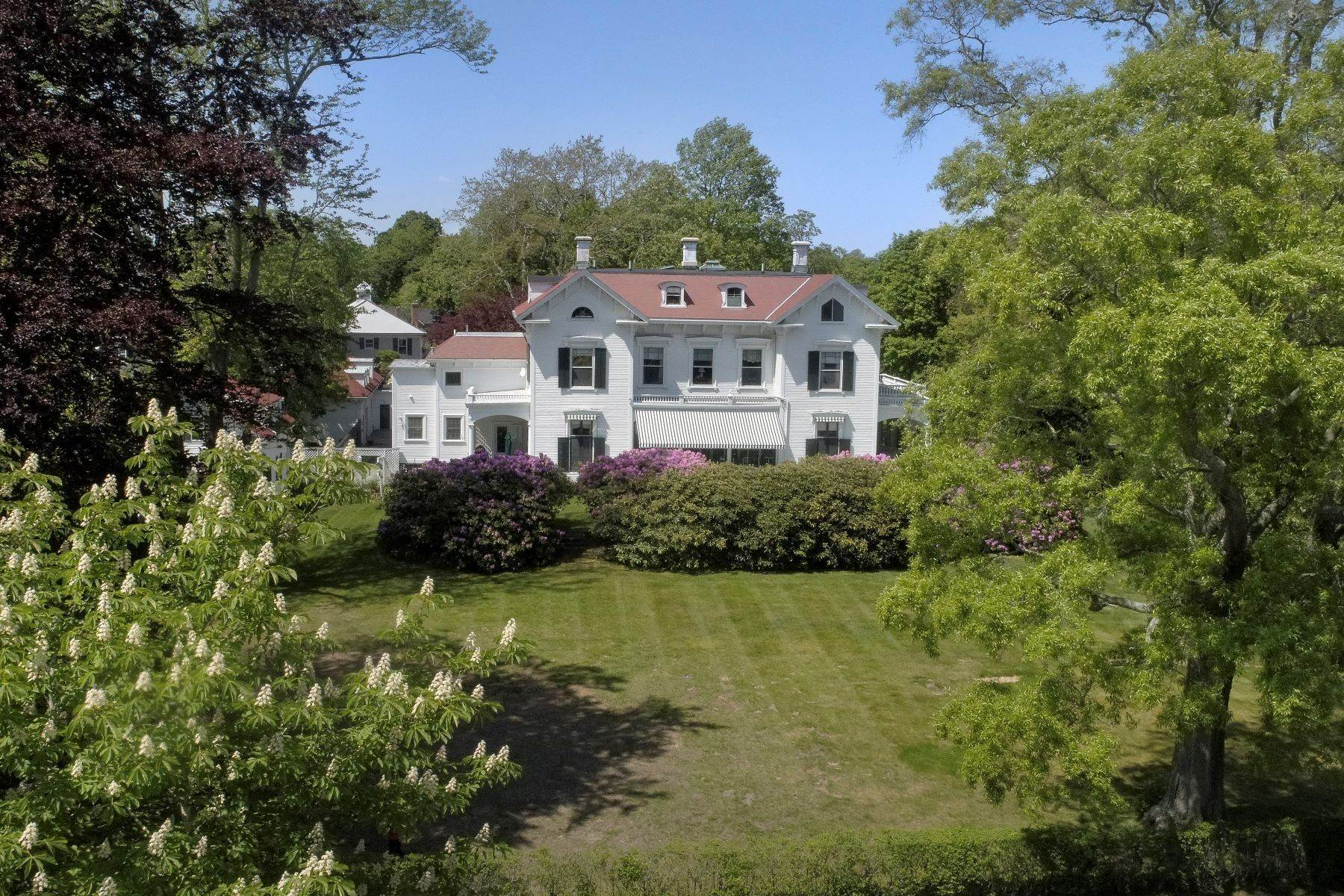 2. Single Family Homes for Sale at Gravel Court 21 Clay Street Newport, Rhode Island 02840 United States