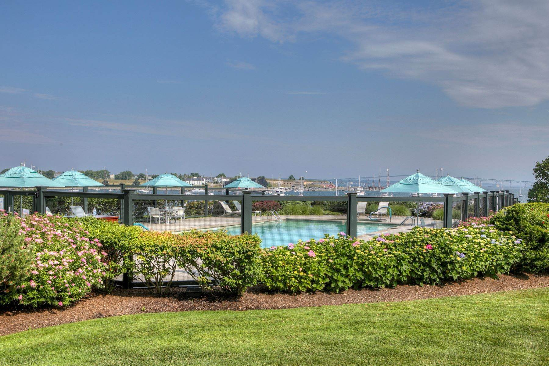 28. Condominiums for Sale at Bonniecrest 111 Harrison Avenue, B-1 Newport, Rhode Island 02840 United States