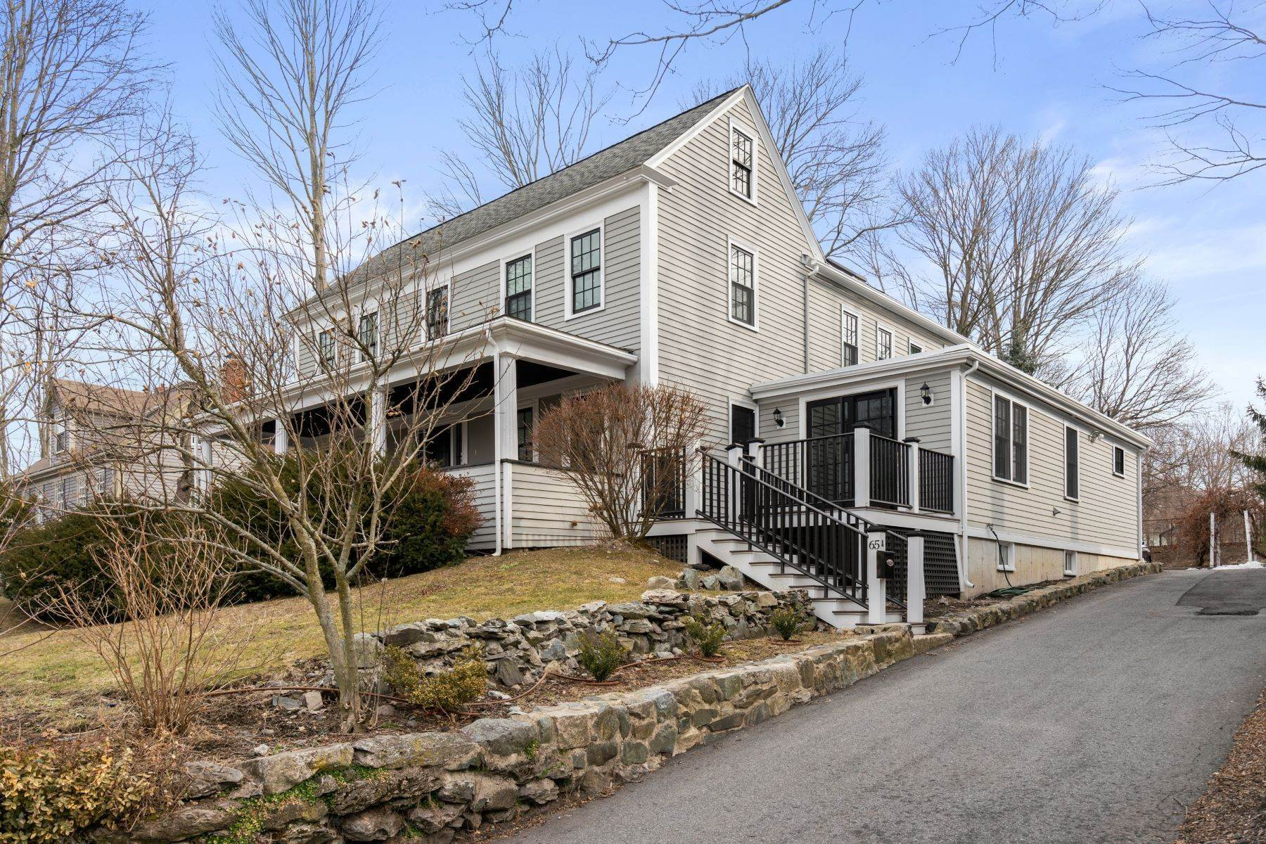 Single Family Homes por un Venta en 65 High Street, A Newton, Massachusetts 02464 Estados Unidos
