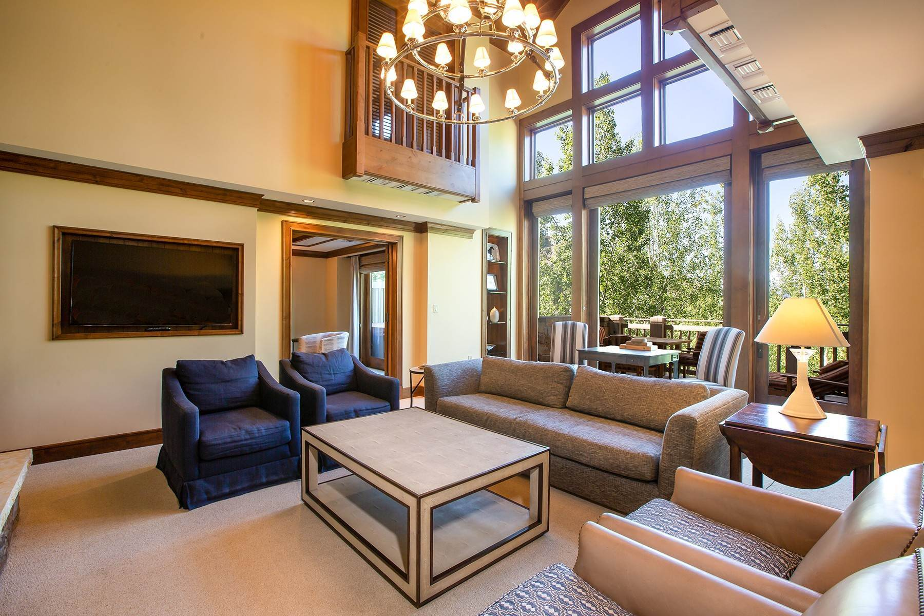 Condominiums for Sale at Four Seasons Private Residence Rarely Offered Luxury Condo 7680 N Granite Loop Rd, #877 Teton Village, Wyoming 83025 United States