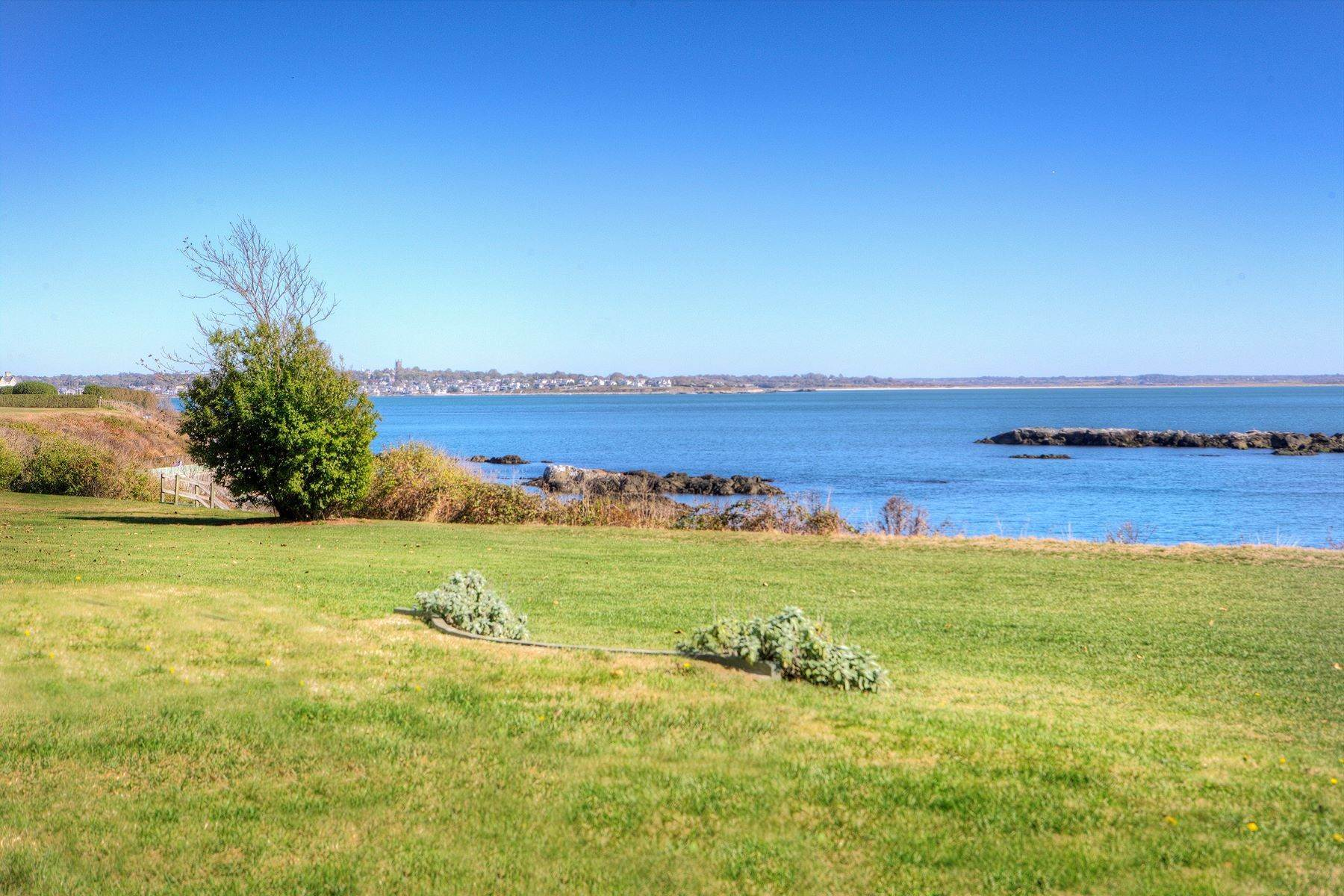 42. Single Family Homes for Sale at 'Ocean View' 662 Bellevue Avenue Newport, Rhode Island 02840 United States