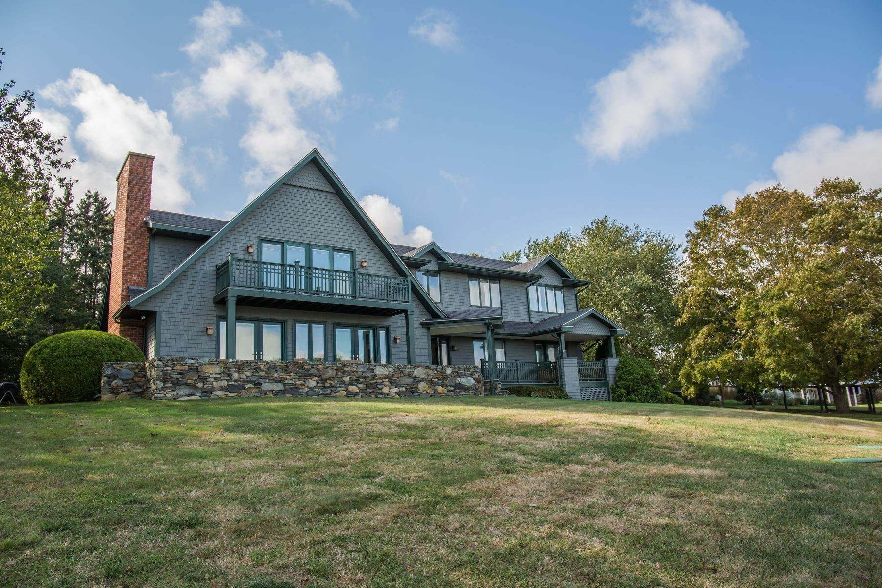 Single Family Homes for Sale at Sakonnet Water Views 249 Fischer Circle Portsmouth, Rhode Island 02871 United States