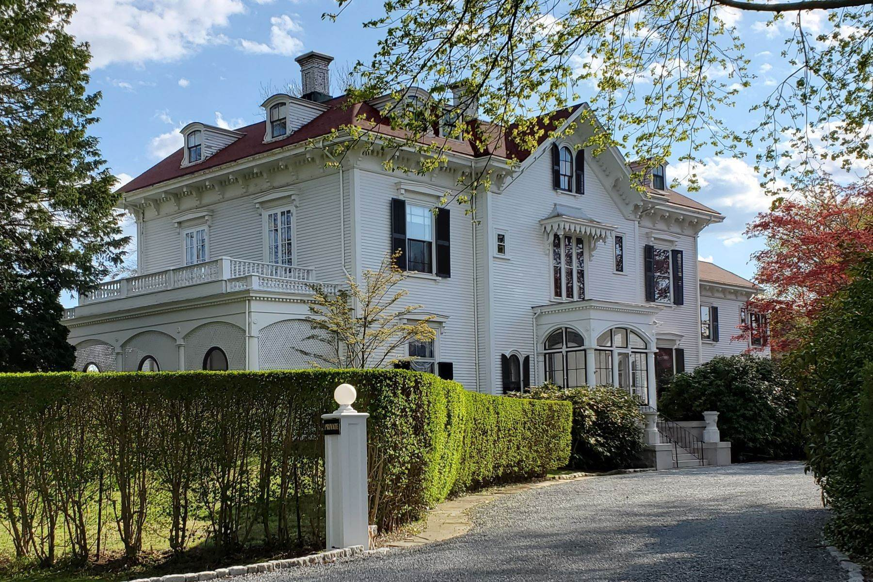 4. Single Family Homes for Sale at Gravel Court 21 Clay Street Newport, Rhode Island 02840 United States