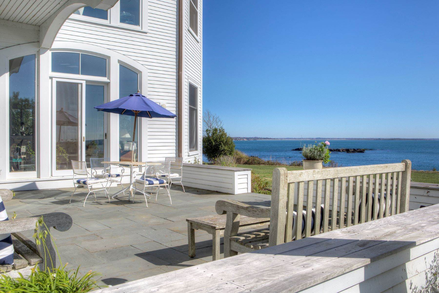 40. Single Family Homes for Sale at 'Ocean View' 662 Bellevue Avenue Newport, Rhode Island 02840 United States