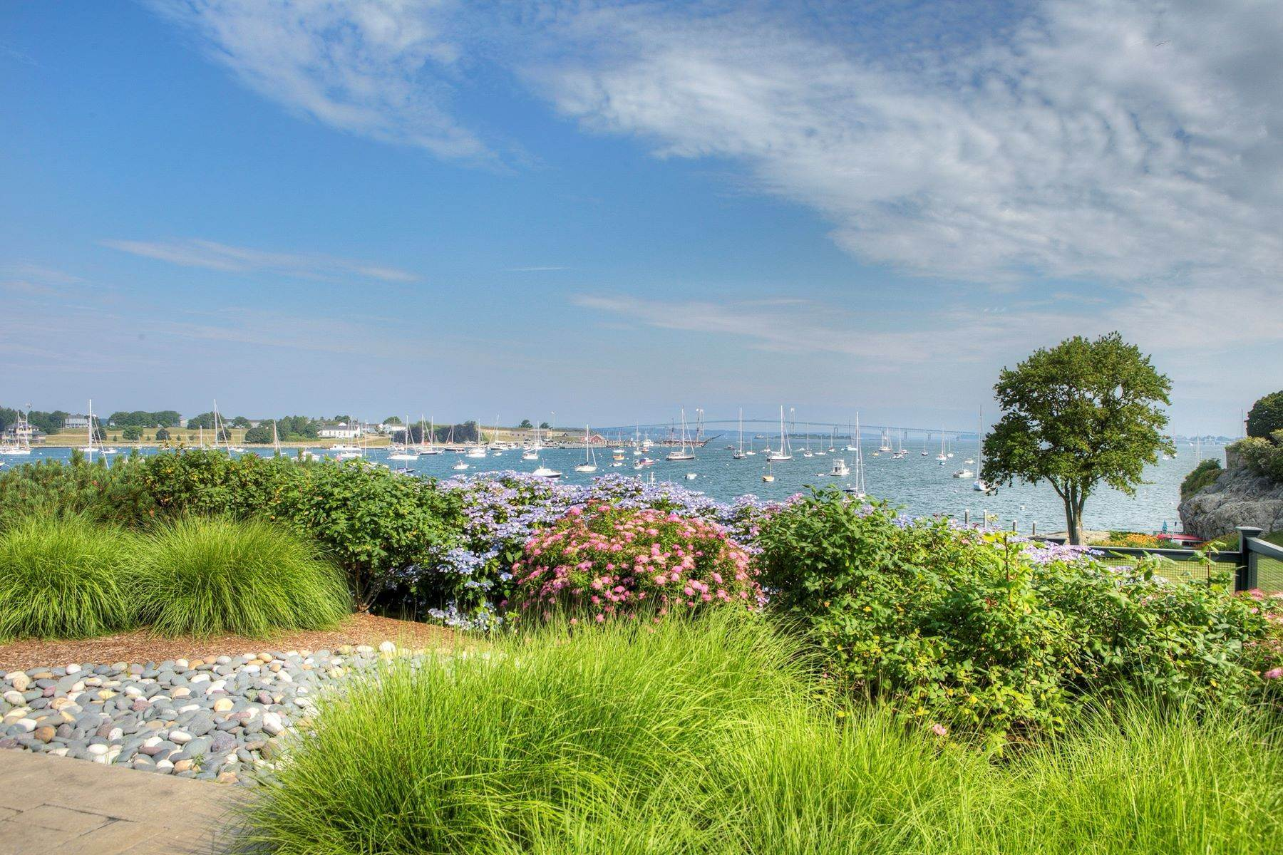 34. Condominiums for Sale at Bonniecrest 111 Harrison Avenue, B-1 Newport, Rhode Island 02840 United States
