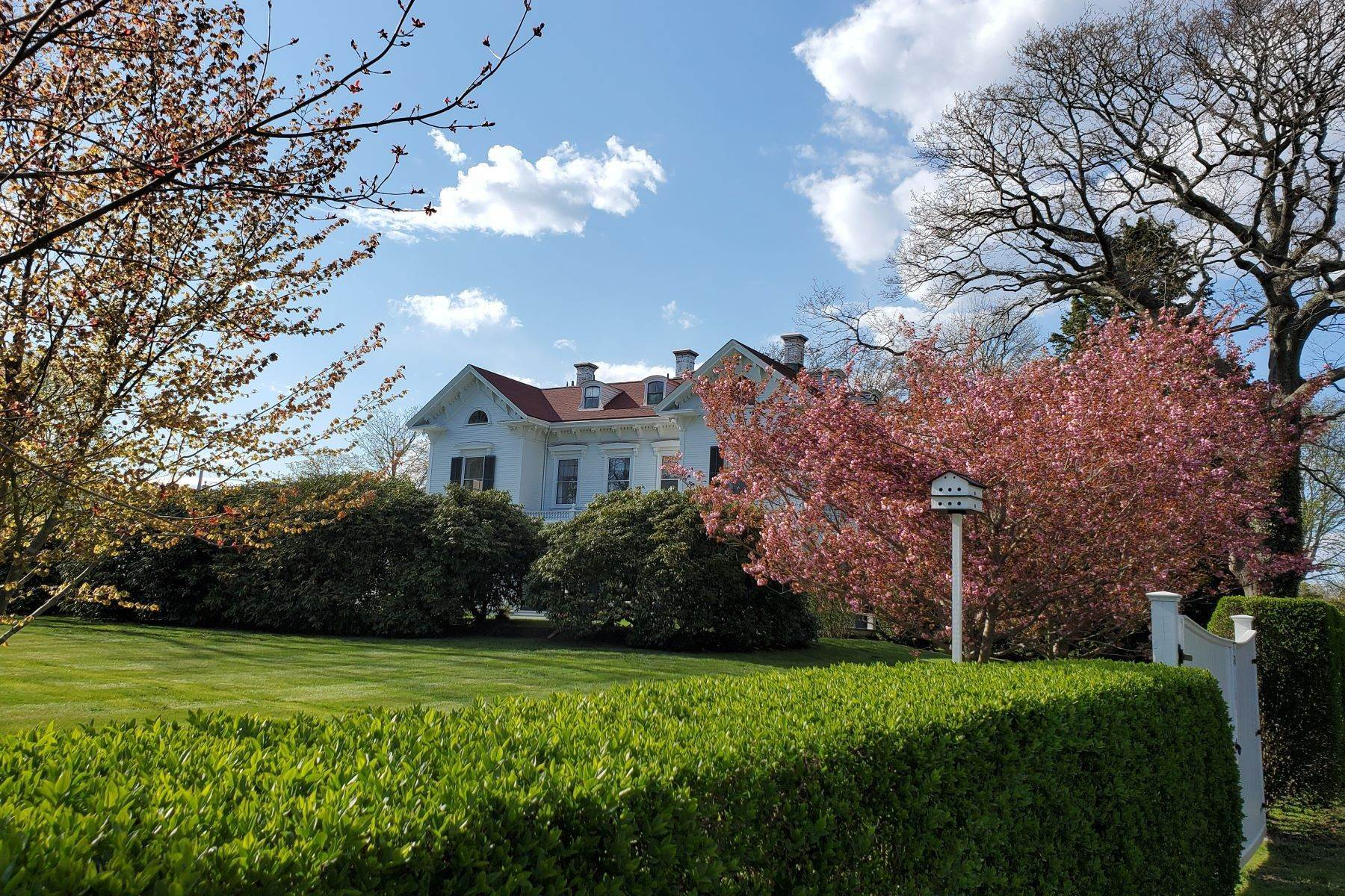 36. Single Family Homes for Sale at Gravel Court 21 Clay Street Newport, Rhode Island 02840 United States