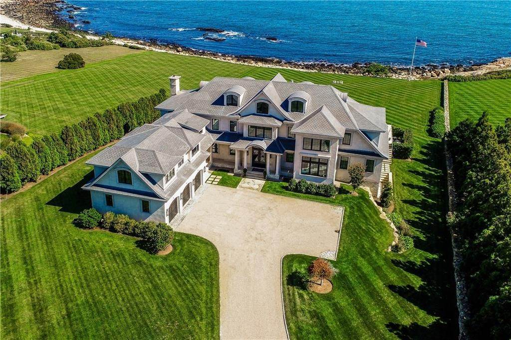 Single Family Homes for Sale at 518 Ocean Road, Narragansett, RI 518 Ocean Road Narragansett, Rhode Island 02882 United States