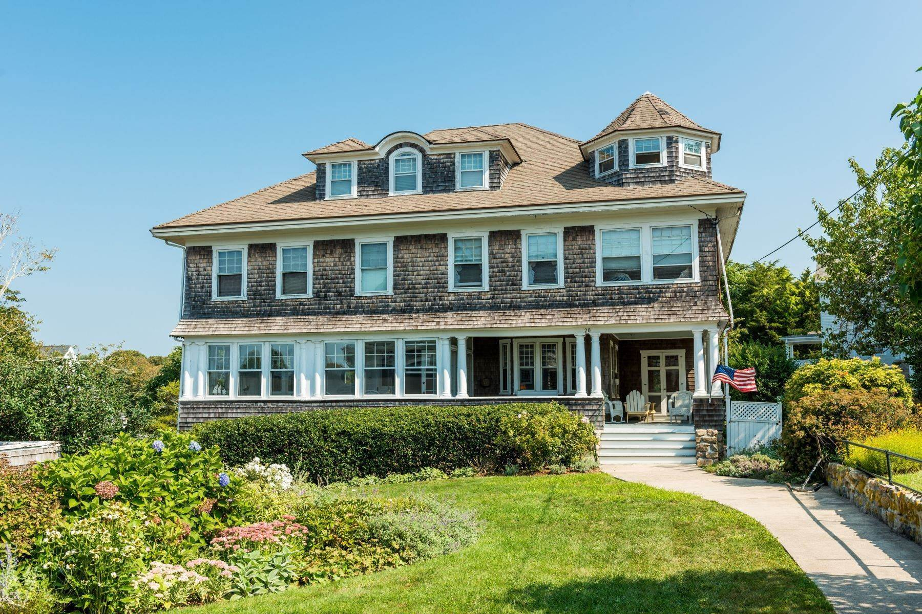 Single Family Homes for Sale at 20 Plimpton Road, Westerly, RI 20 Plimpton Road Westerly, Rhode Island 02891 United States