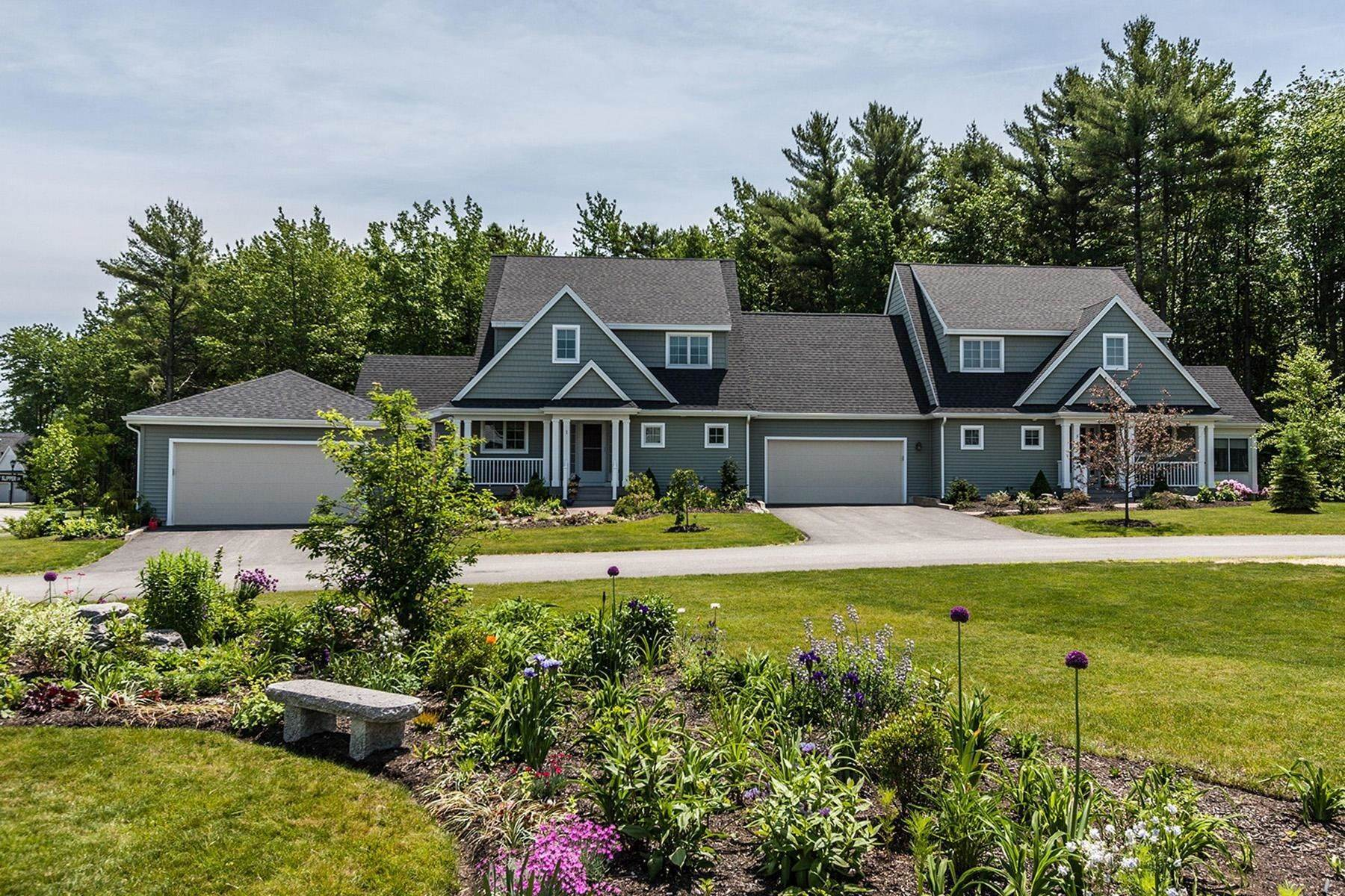 Condominiums for Sale at 4 Foxglove Way, 90 Brunswick, Maine 04011 United States
