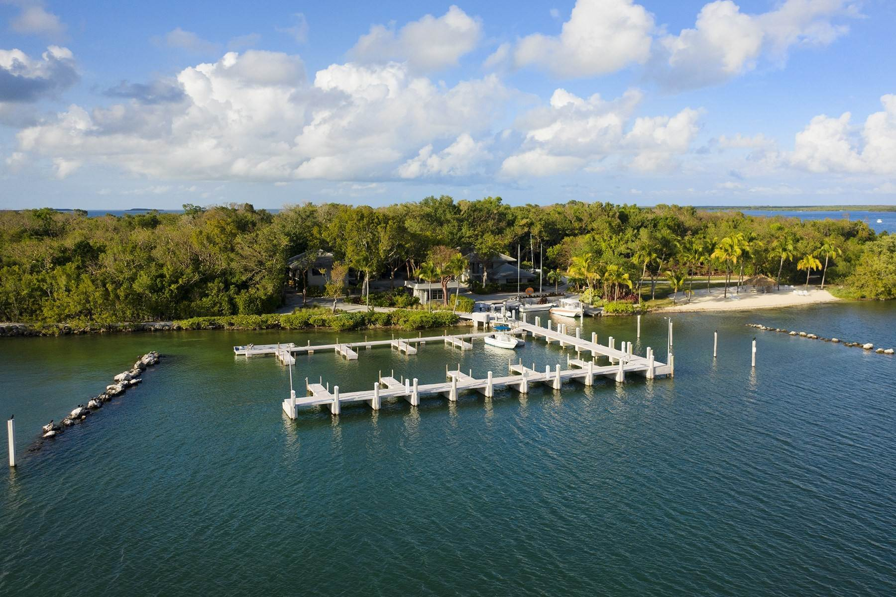 6. Property por un Venta en Pumpkin Key - Private Island, Key Largo, FL Pumpkin Key - Private Island Key Largo, Florida 33037 Estados Unidos