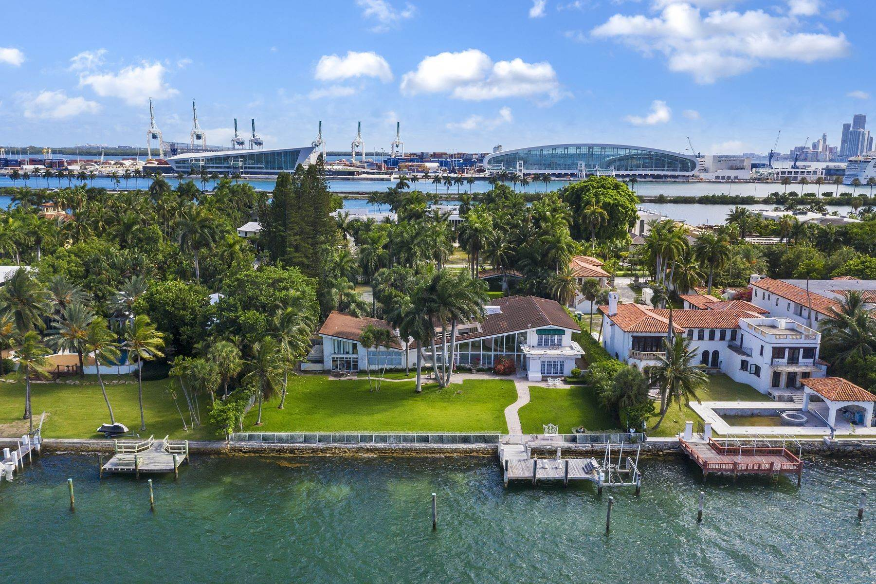 Single Family Homes for Sale at 39 Palm Ave, Miami Beach, FL 39 Palm Ave Miami Beach, Florida 33139 United States