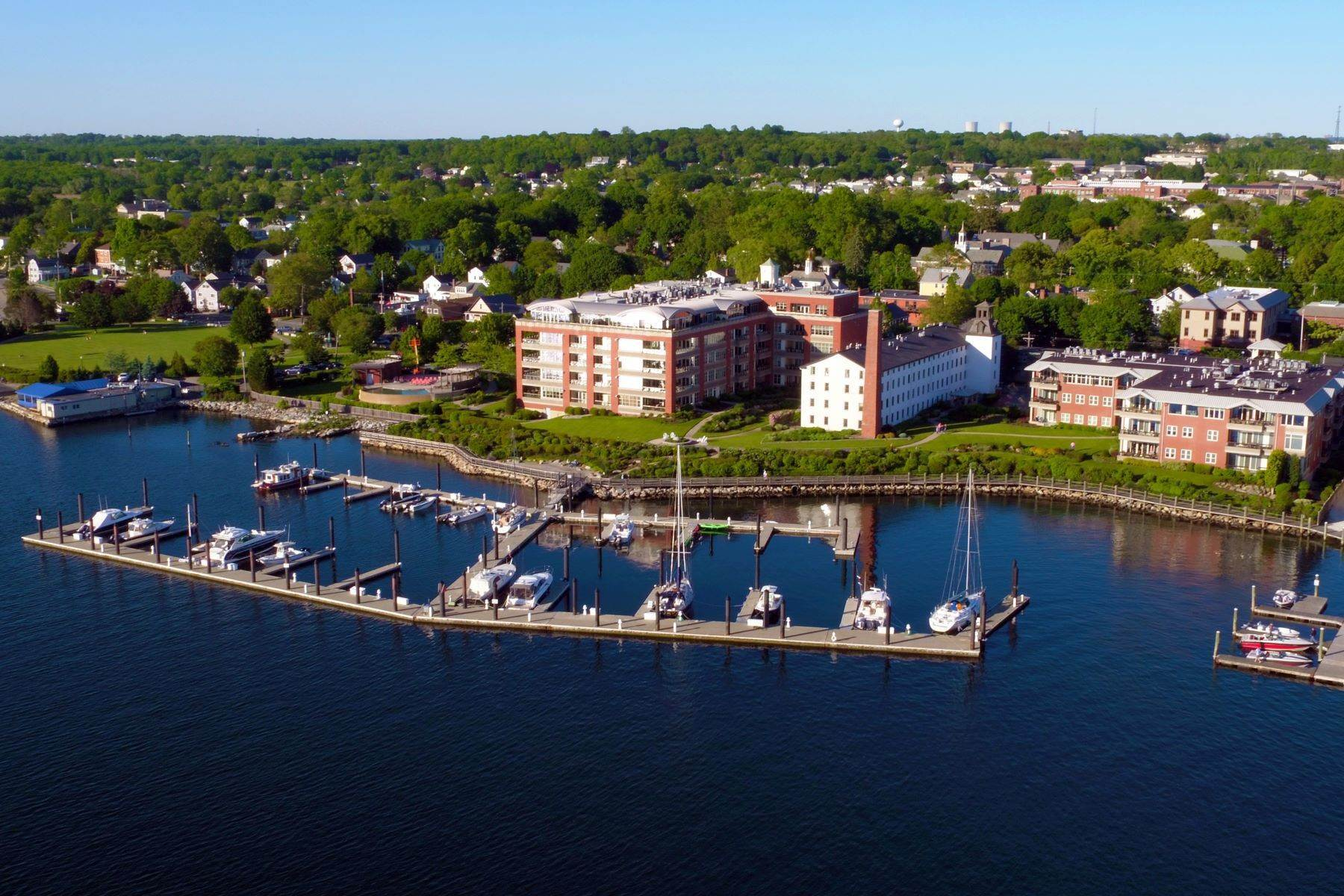 2. Condominiums for Sale at 341 THAMES ST, UNIT#303S, 303S Bristol, Rhode Island 02809 United States